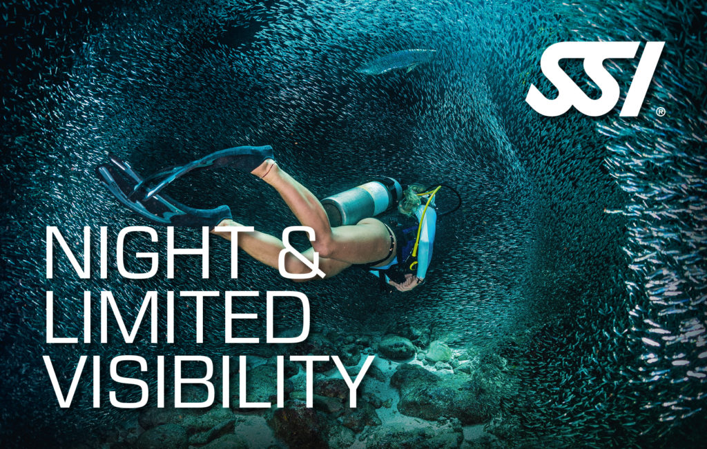 Night & Limited Visibility Abramar Buceo