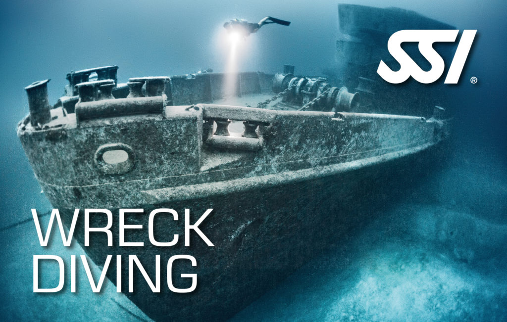 Wreck Diving Abramar Buceo