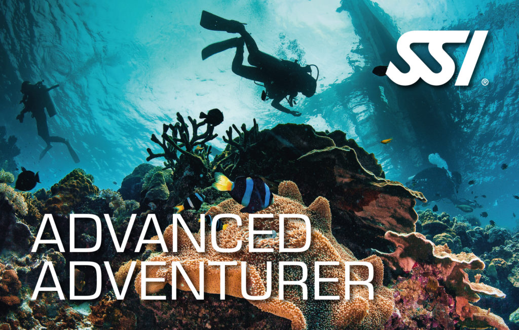Advanced diver ssi abramar