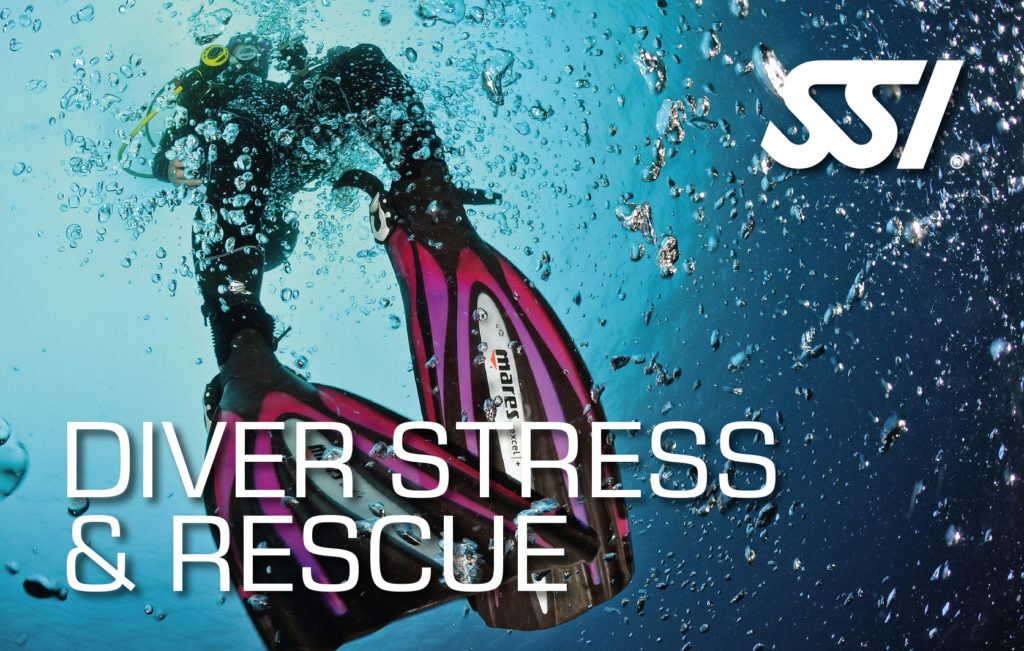 cursos buceo ssi abramar stress and rescue