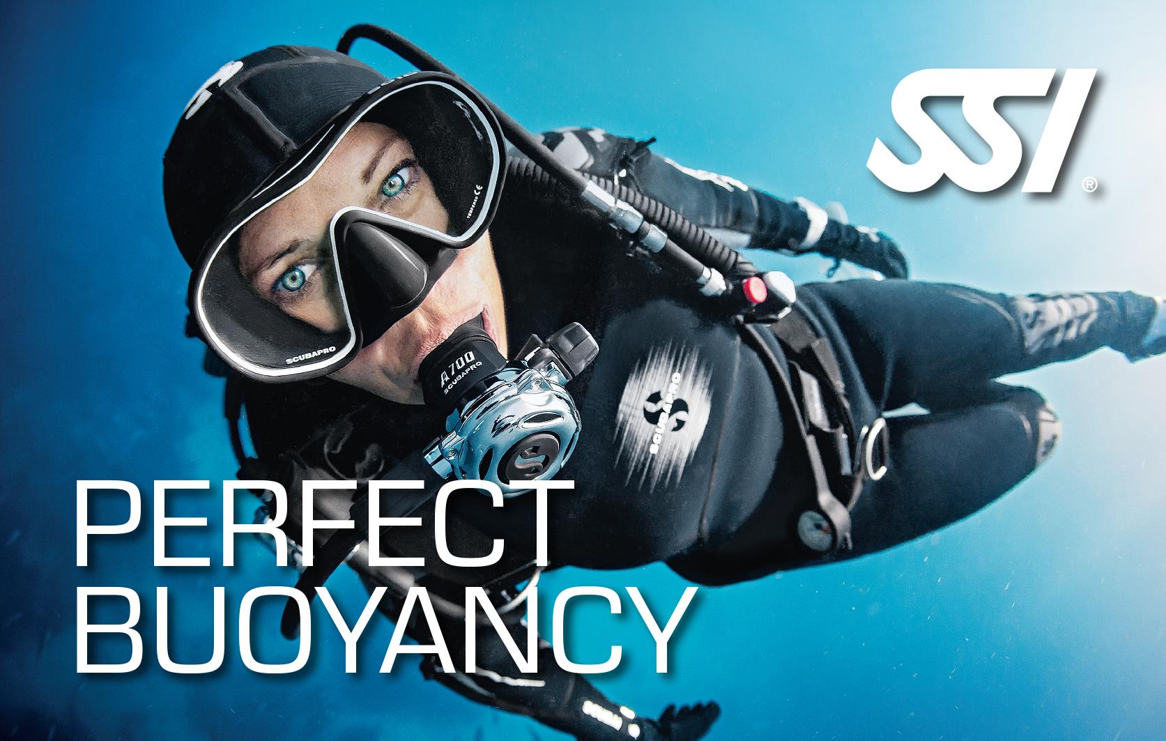 curso abramar ssi perfect buoyancy