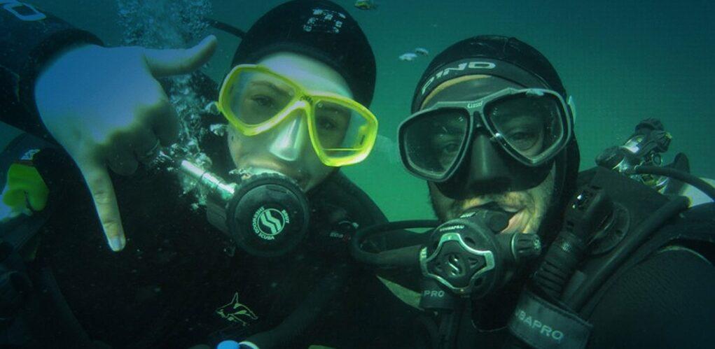 Bautismos submarinos Abramar Buceo